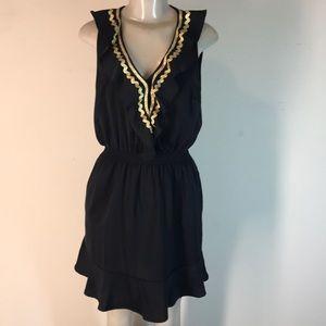 Julie Brown NYC Kassandra Dress Black 2